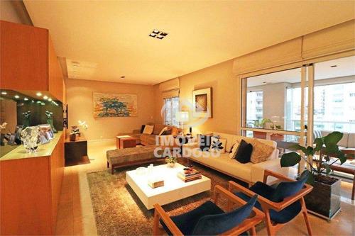 Imagem 1 de 27 de Apartamento Com 3 Dormitórios, 230 M² - Venda Por R$ 2.995.000 Ou Aluguel Por R$ 12.900/mês - Vila Leopoldina - São Paulo/sp - Ap17546