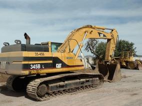 Excavadora Cat 345b 2003 Muy Buena Cerca De Qro
