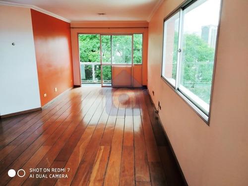 Apartamento De 161 M², 3 Dormitórios, 3 Vagas, Lazer No Prédio, Próximo A Av. Paulista - Tw15834