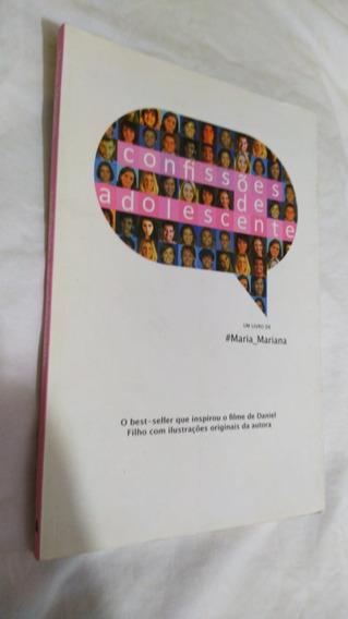 Livro Confissões De Adolescente - Maria Mariana