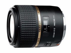 Lente Sp Af60mm F/2 Montura Para Canon. Modelo G005e