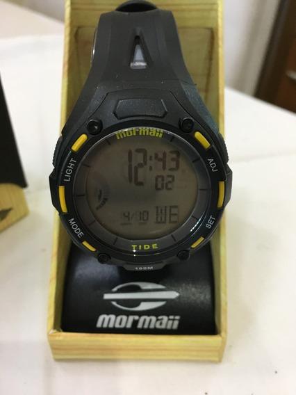Relógio De Pulso Mormaii 9259 Preto Digital Masculino 10atm
