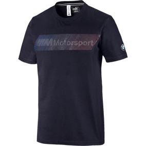 Camiseta Puma Bmw Mms Tee - Original