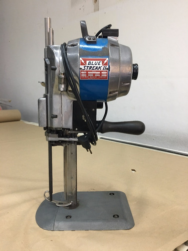 Maquina De Corte Eastman Modelo Blue Streak Ii - Super Preço