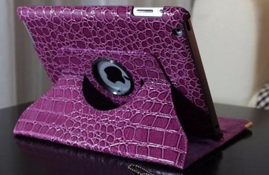 Capa Case Tablet Apple iPad 2 3 4 Executiva Animal Print