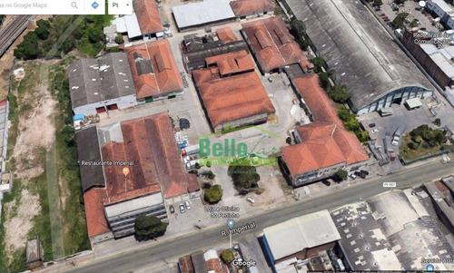 Galpão Para Alugar, 500 M² Por R$ 8.000,00/mês - São José - Recife/pe - Ga0162