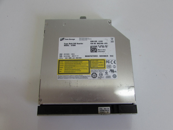 Gravador De Dvd Notebook Dell Inspiron 14r 5420
