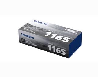 Toner Samsung Mlt-d116s 116s Negro 2625 2875 2835 2885 Orig