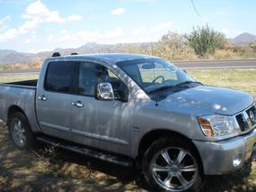 Nissan Titan Crew Cab Le Piel 4x4 Mt