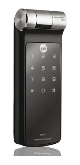 Cerradura Digital Huella Contraseña Control Smarphone Yale