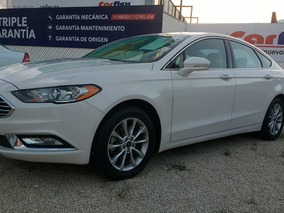 Ford Fusion 2.5 Se Advance At Carflex Chetumal