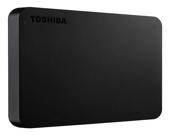 Disco Duro Externo Toshiba Canvio Basics 1tb Portatil