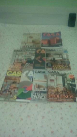 Revista Casa Claudia E Casa Shoppiug Magazine 10 Volumes