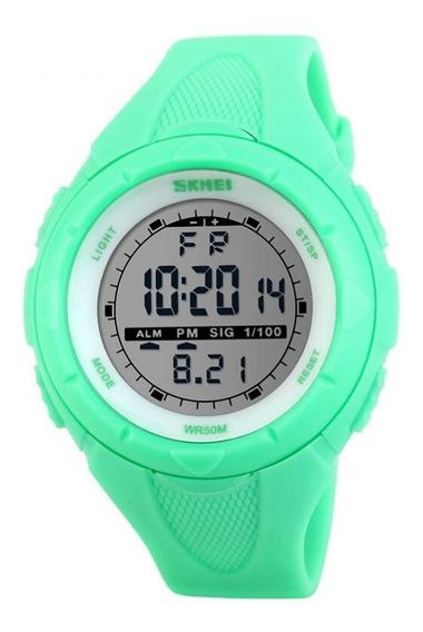 Relógio Feminino Skmei Digital 1074 A Prova D