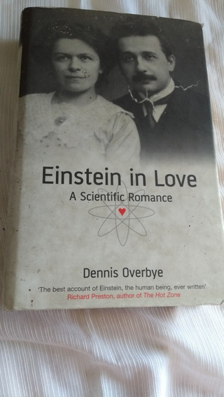 Einstein In Love A Scientific Romance Dennis Overbye Livro