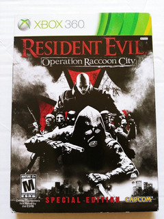 Resident Evil: Operation Raccoon City Special Edition Xbox