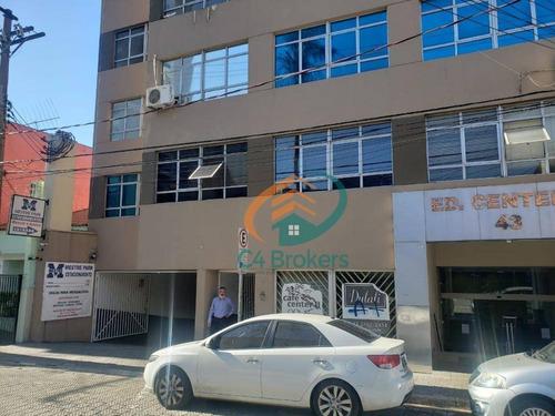 Imagem 1 de 17 de Sala, 68 M² - Venda Por R$ 320.000,00 Ou Aluguel Por R$ 1.713,00/mês - Jardim São Paulo - Guarulhos/sp - Sa0005