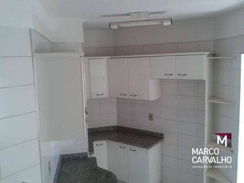 Apartamento Com 2 Dormitórios À Venda, 69 M² Por R$ 240.000,00 - Centro - Marília/sp - Ap0163