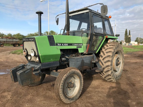Tractor Deutz Ax 4.100 Año 1993. Doble Embrague.