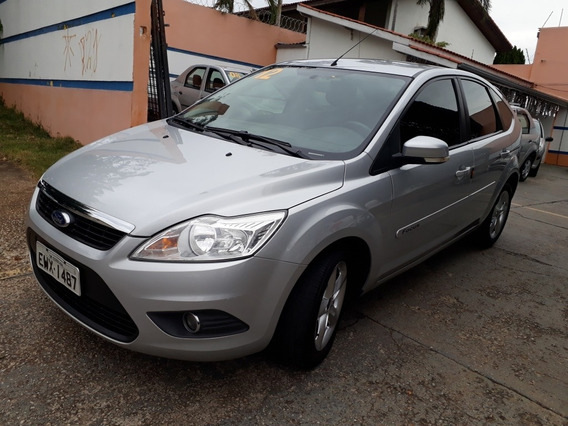 Ford New Focus 1.6 Glx 2012 Flex Único Dono