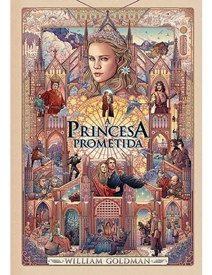 Livro - A Princesa Prometida - Capa Dura