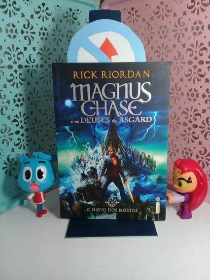 Livro Navio Dos Mortos, O - Magnus Chase E Os Deus Asgard