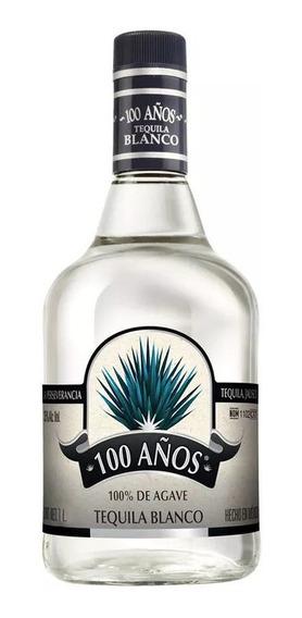 Tequila 100 Años Bco 1000ml