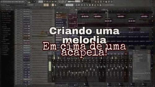 Imagem 1 de 1 de Curso De Produção Musical Completo