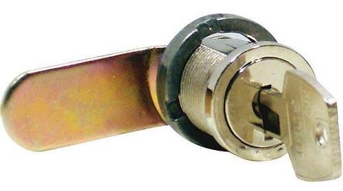 Fechadura 1511/20 Cromada Chave Plastica Security System