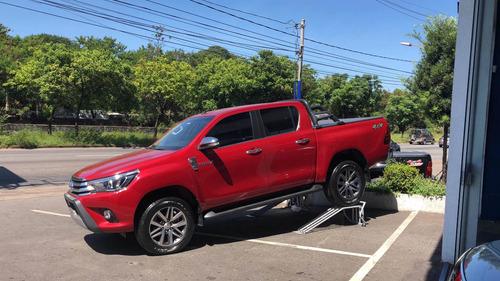Toyota Hilux 2016 2.8 Tdi Srx Cab. Dupla 4x4 Aut. 4p