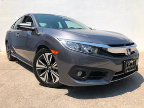 Honda Civic 1.5 Turbo Plus Cvt 2018 /