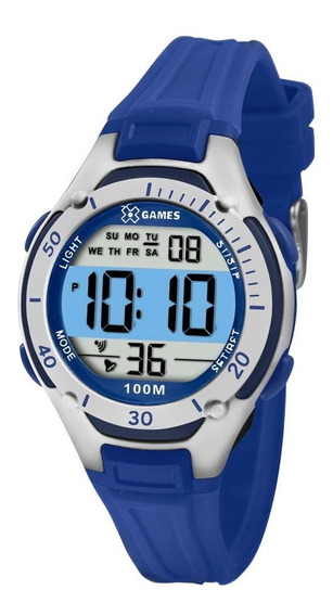 Relógio X Games Masculino Ref: Xkppd015 Bxdx Infantil