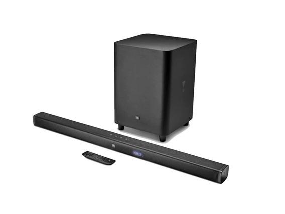 Soundbar Jbl Bar 3.1 4k 450w Sub Sem Fio Garantia 1 Ano