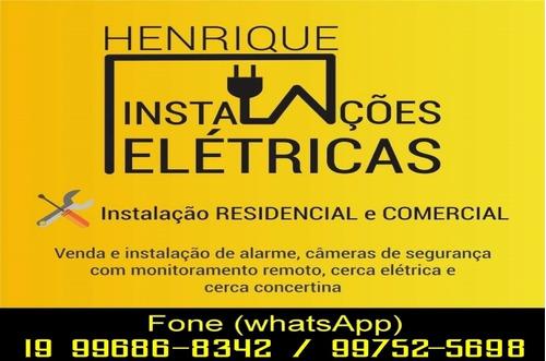 Imagem 1 de 1 de Elétrica E Segurança Eletrônica Residencial/comercial