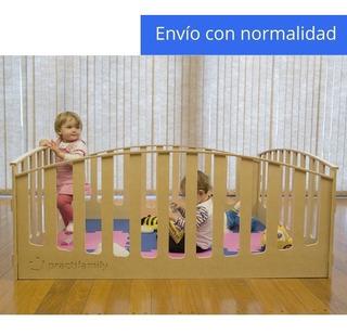 Corralitos Encastrables Para Bebes Y Niños 1.50 X 1.37 X 61