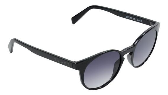 Óculos Evoke Ao16 Gun Gray Matte Preto