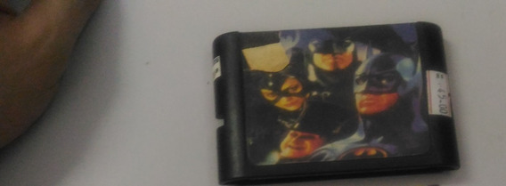 Jogo - Batman - Mega Drive