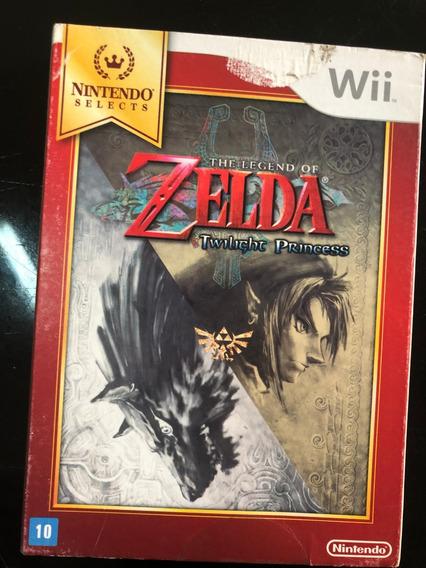 Zelda Twilight Princess Nintendo Wii