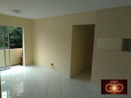 Imagem 1 de 13 de Apartamento Com 2 Dormitórios À Venda, 55 M² Por R$ 350.000,00 - Parque Munhoz - São Paulo/sp - Ap0137