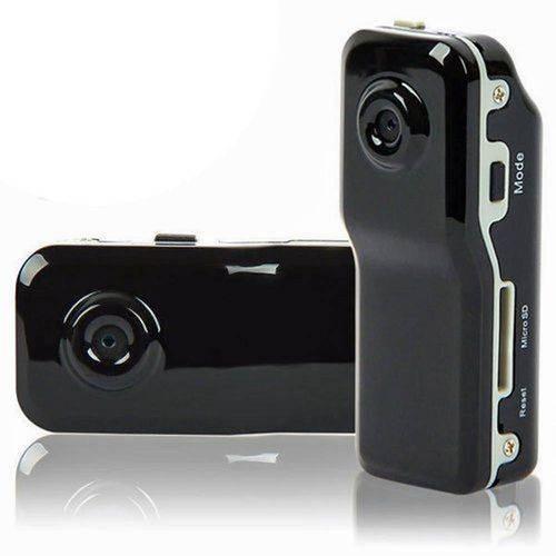 Mini Filmadora, Grava Video E Audio