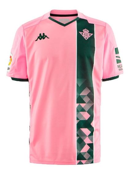 Camisa Oficial Do Real Betis 2019/20 Espanha No Precinho