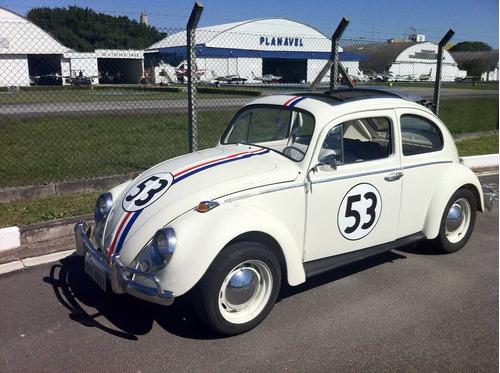 Réplica Do Famoso Herbie - Fusca 1969 - Apaixonante!!!!