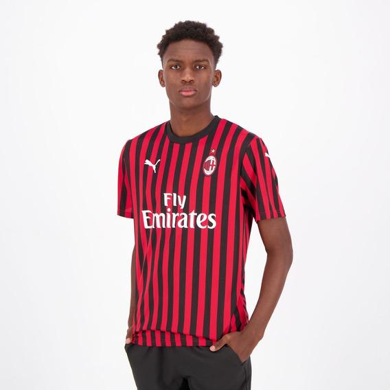 Camisa Puma Milan Home 2020