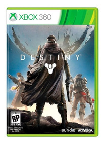 Jogo Midia Fisica Lacrado Activision Destiny Para Xbox 360