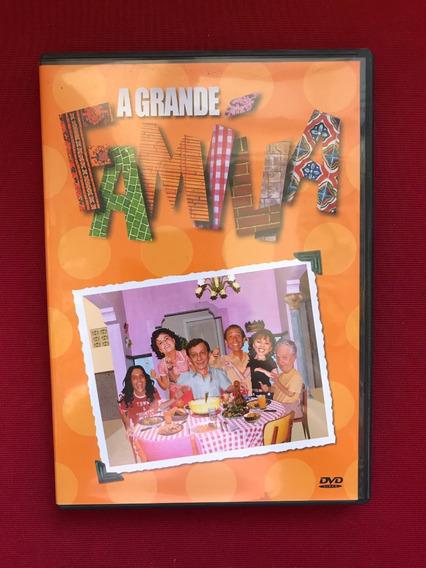 Dvd - A Grande Família - Direção: Maurício Farias