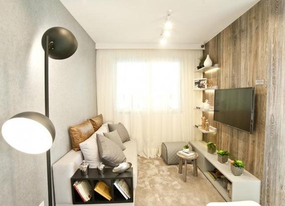 Apartamento Para Venda Em São Paulo, Parque Ecológico, 2 Dormitórios, 1 Banheiro, 1 Vaga - Plano Par_1-983357