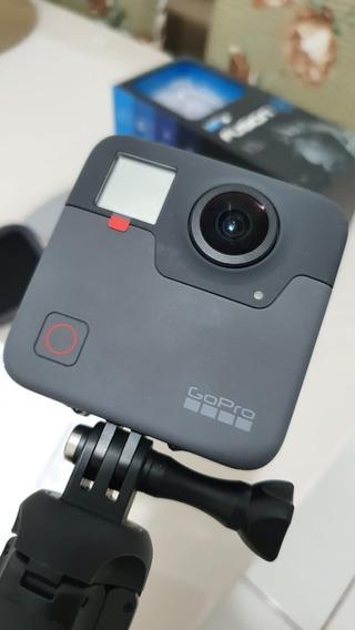 Gopro Fusion 360 + 2 Sandisk Extreme 32gb
