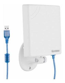Antena / Tarjeta De Red Usb Wi-fi Para Intemperie 846