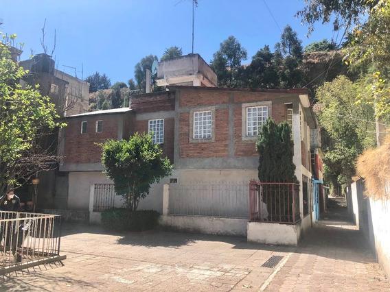 Casa En Venta Cuajimalpa Col. El Huizachito