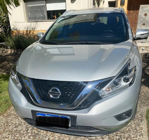Nissan Murano 3.5 Exclusive